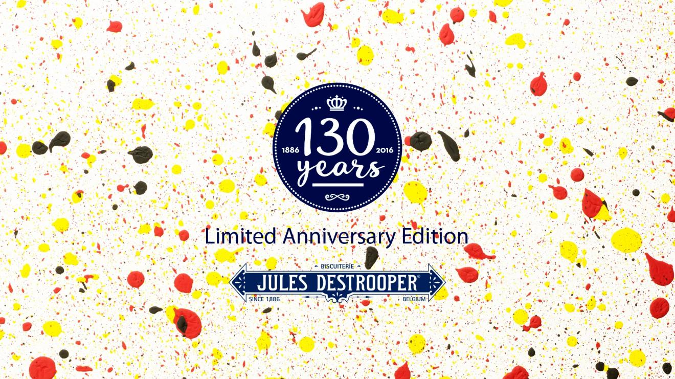 Quatre Mains package design - Quatre Mains, 130 years, Event