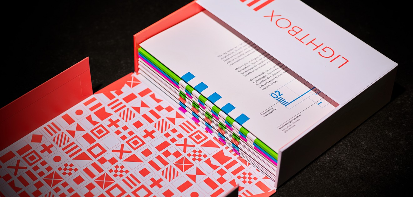 Quatre Mains package design - cmyk, rgb, printing, graphic, signage