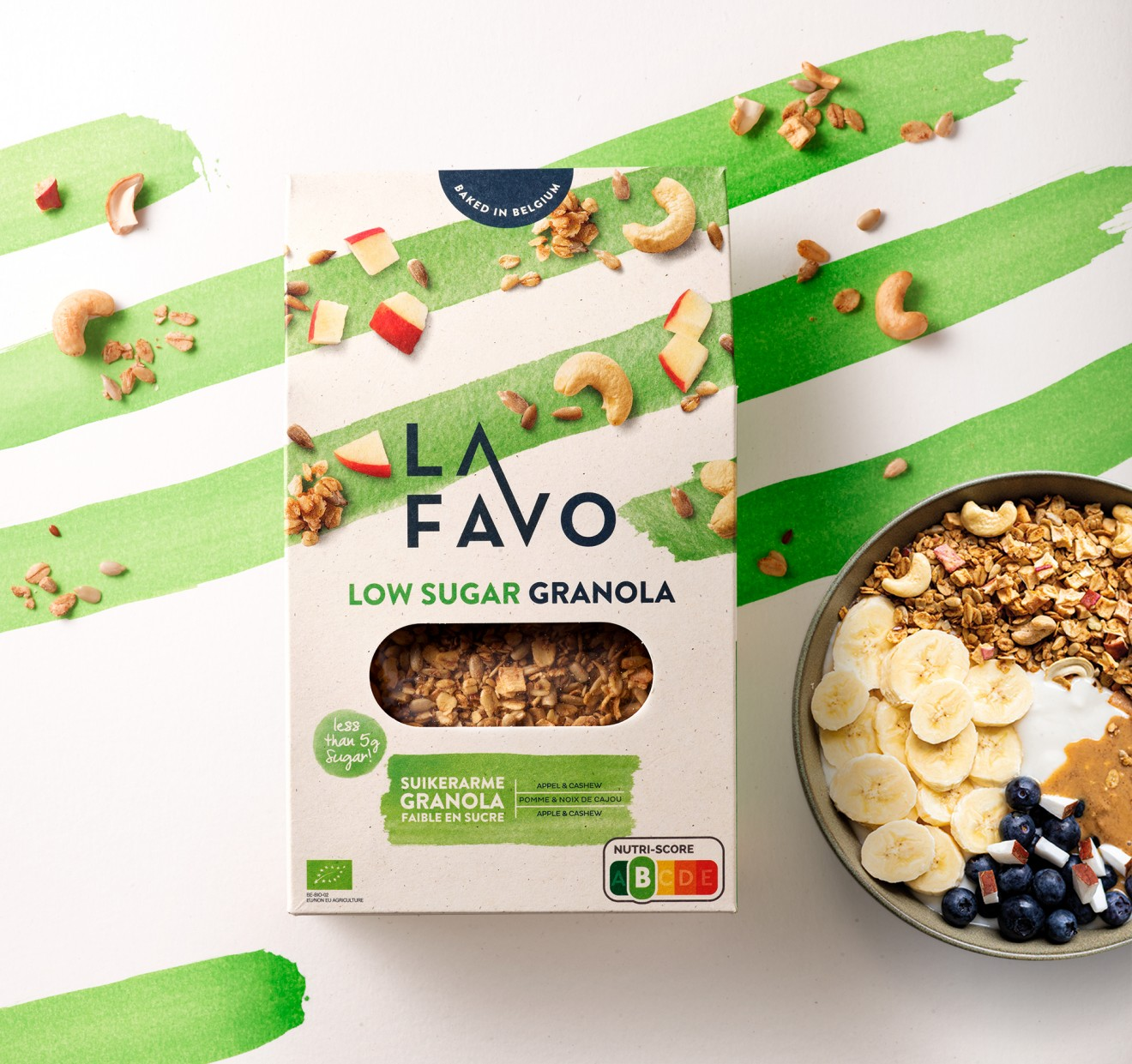 Quatre Mains package design - sergio herman, apple cashew