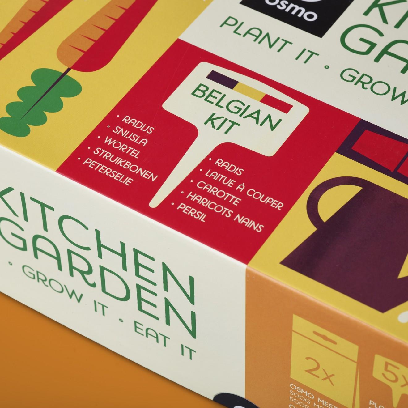 Quatre Mains package design - packaging, branding
