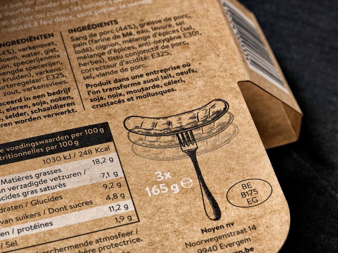 Quatre Mains package design - sleeve, papier, packaging, quatre mains