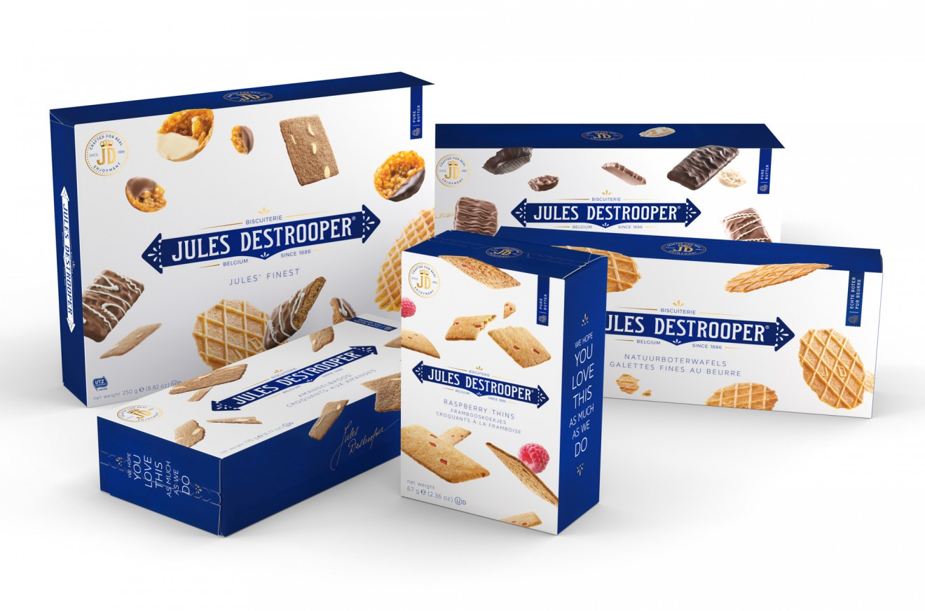 Quatre Mains package design - quatre mains, packaging, branding, jds