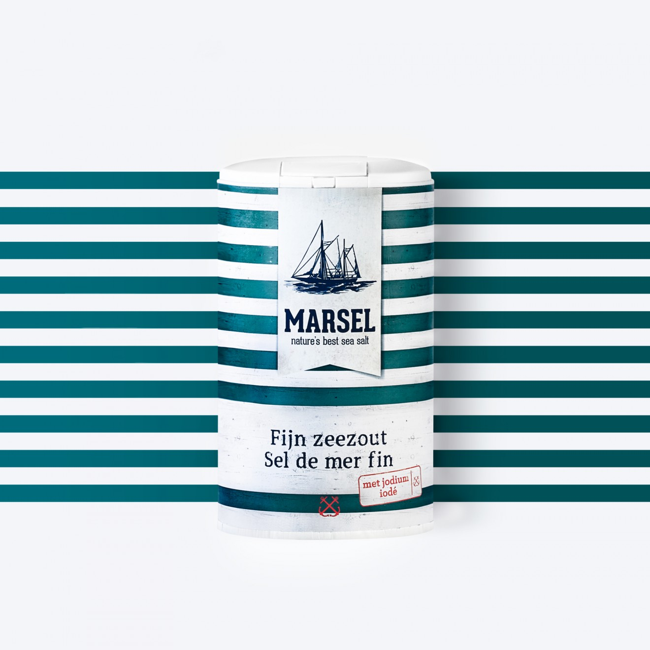 Quatre Mains package design - packaging, design, sailor, marsel