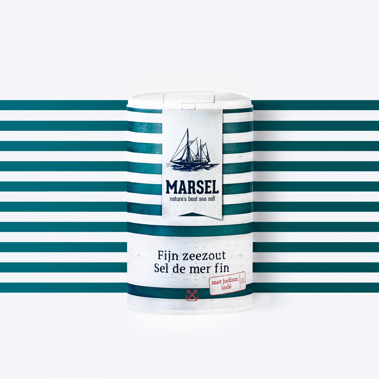 Quatre Mains package design - packaging, design, sailor, marsel