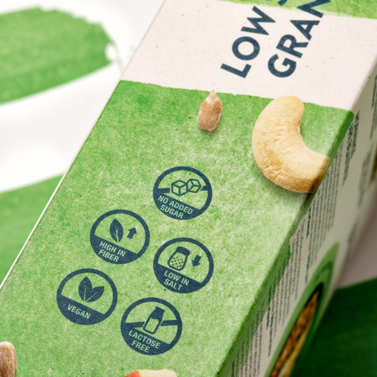 Quatre Mains package design - la favo, packaging design