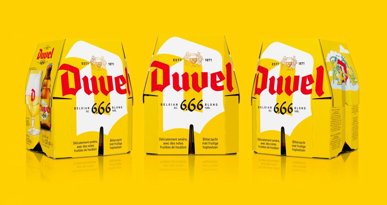 Quatre Mains package design - hop, drinking, alcohol