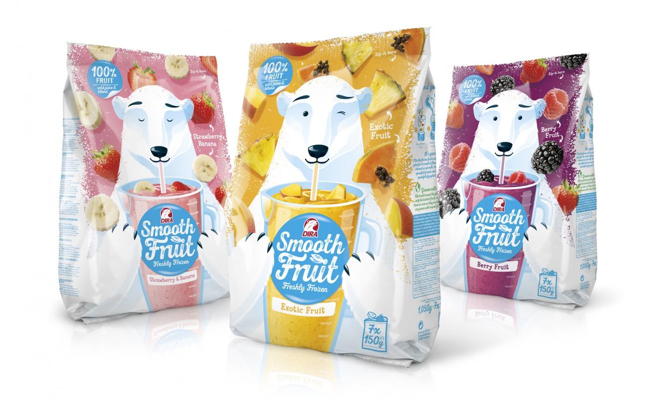 Quatre Mains package design - dirafrost, quatre mains, packaging