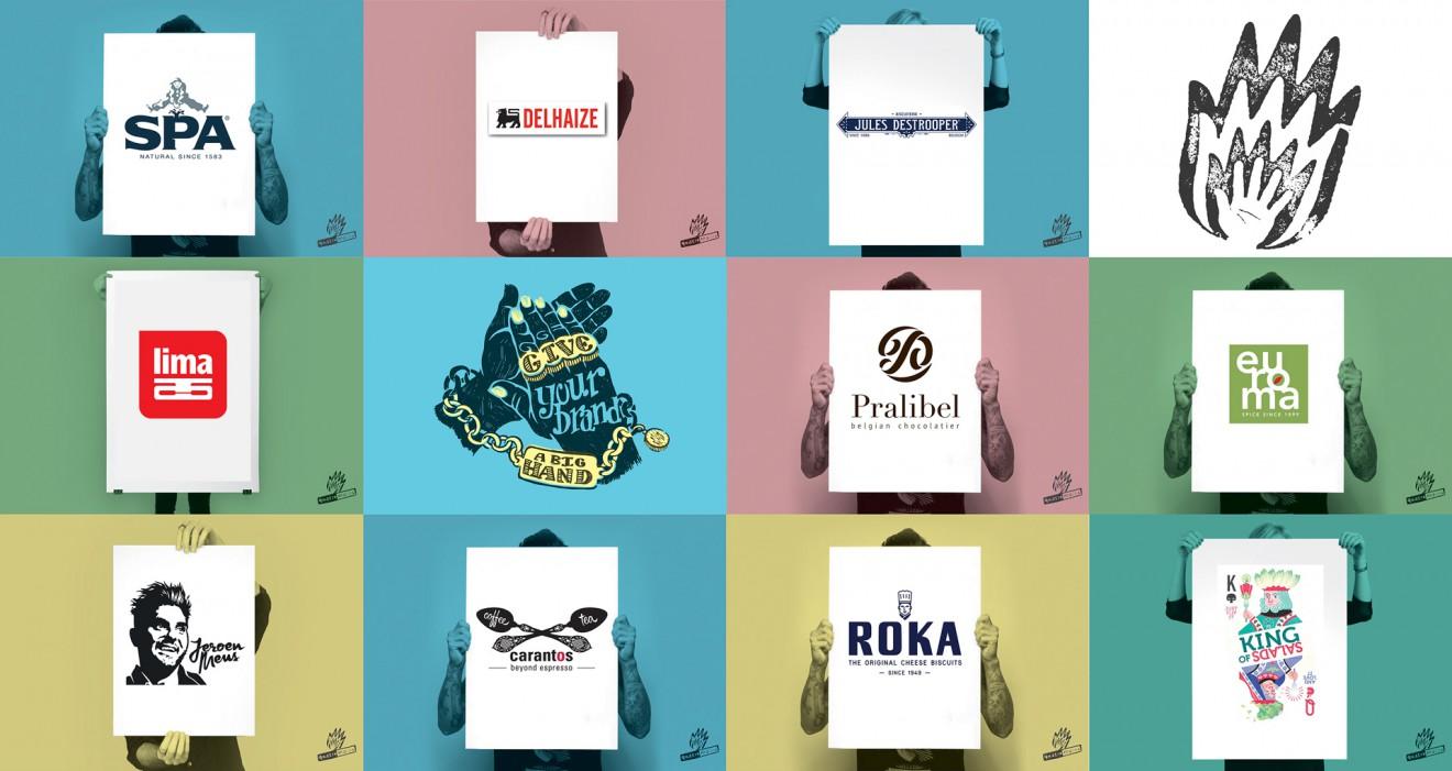 Quatre Mains package design - brands, clients, quatremains