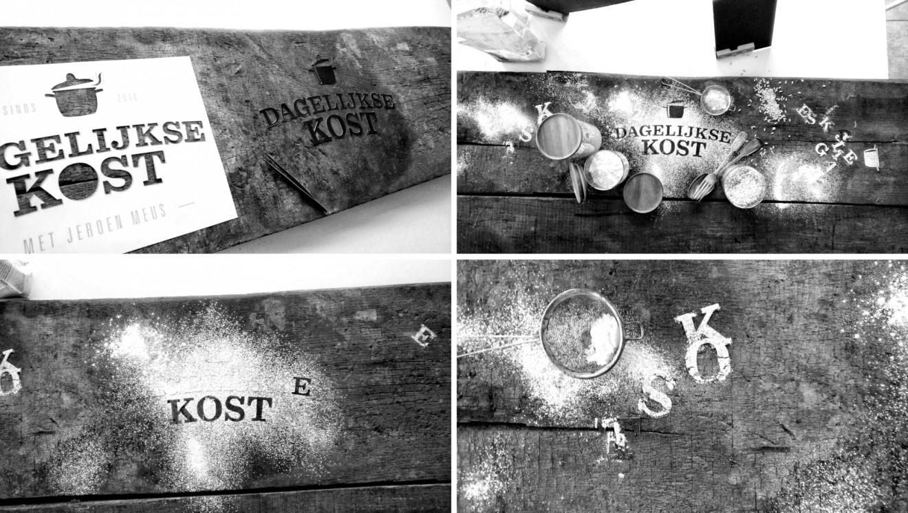 Quatre Mains package design - Dagelijkse Kost Voorraaddozen, Quatre Mains, Packaging, Branding