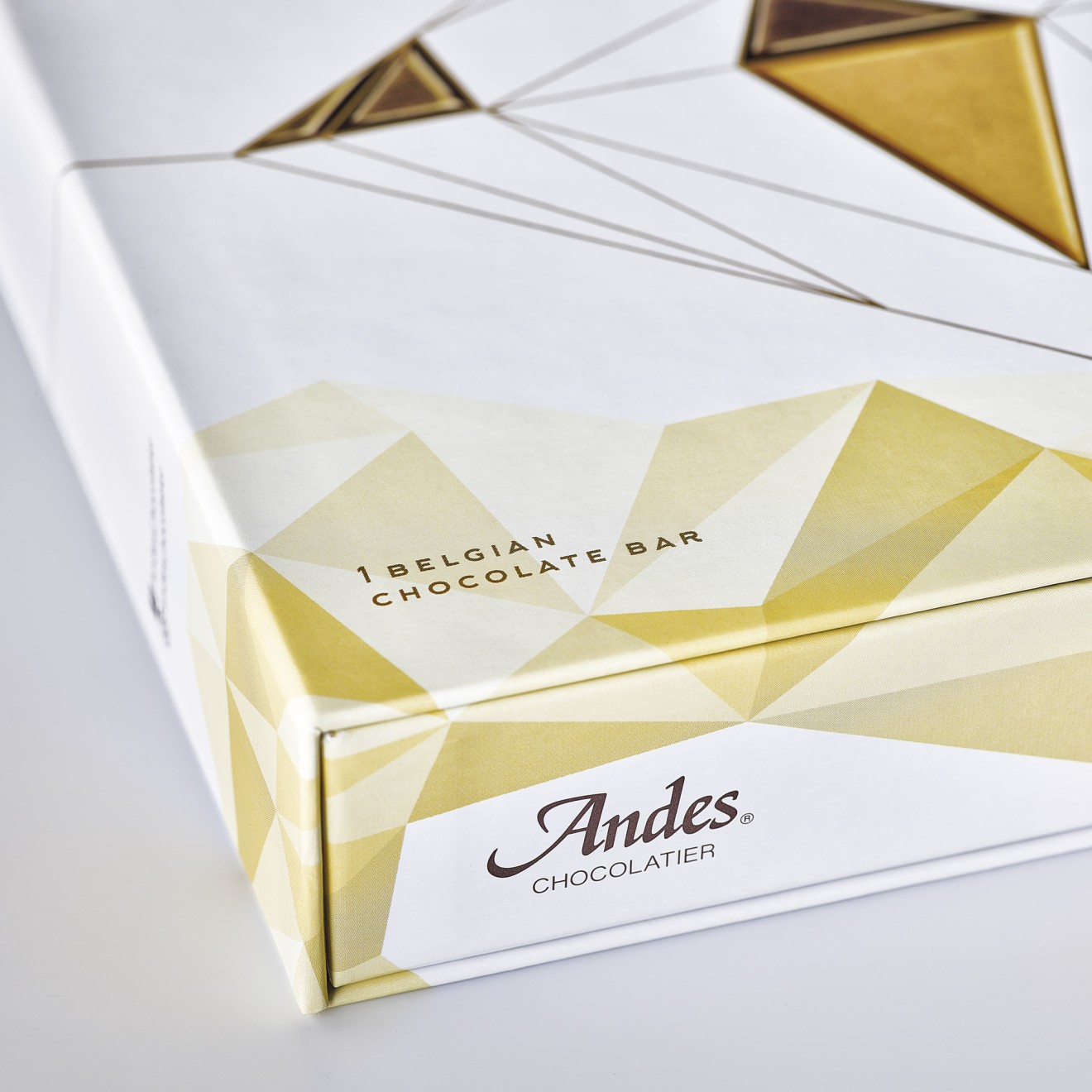 Quatre Mains package design - andes, african chocolate