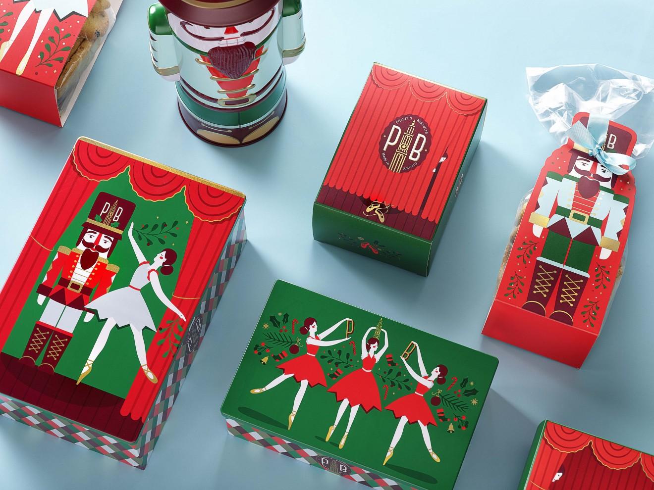 Quatre Mains package design - packaging, design, bag, foil, cardboard