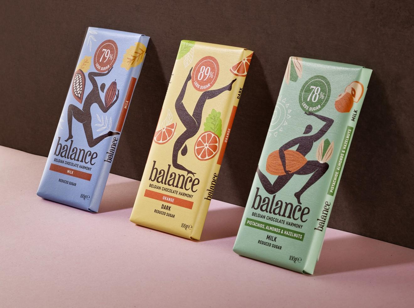 Quatre Mains package design - range, packaging, branding