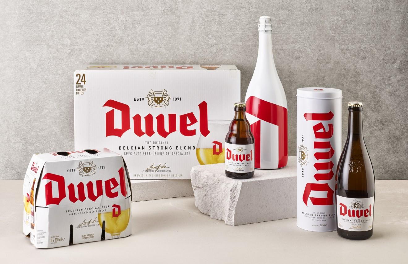 Quatre Mains package design - packaging, limited, branding