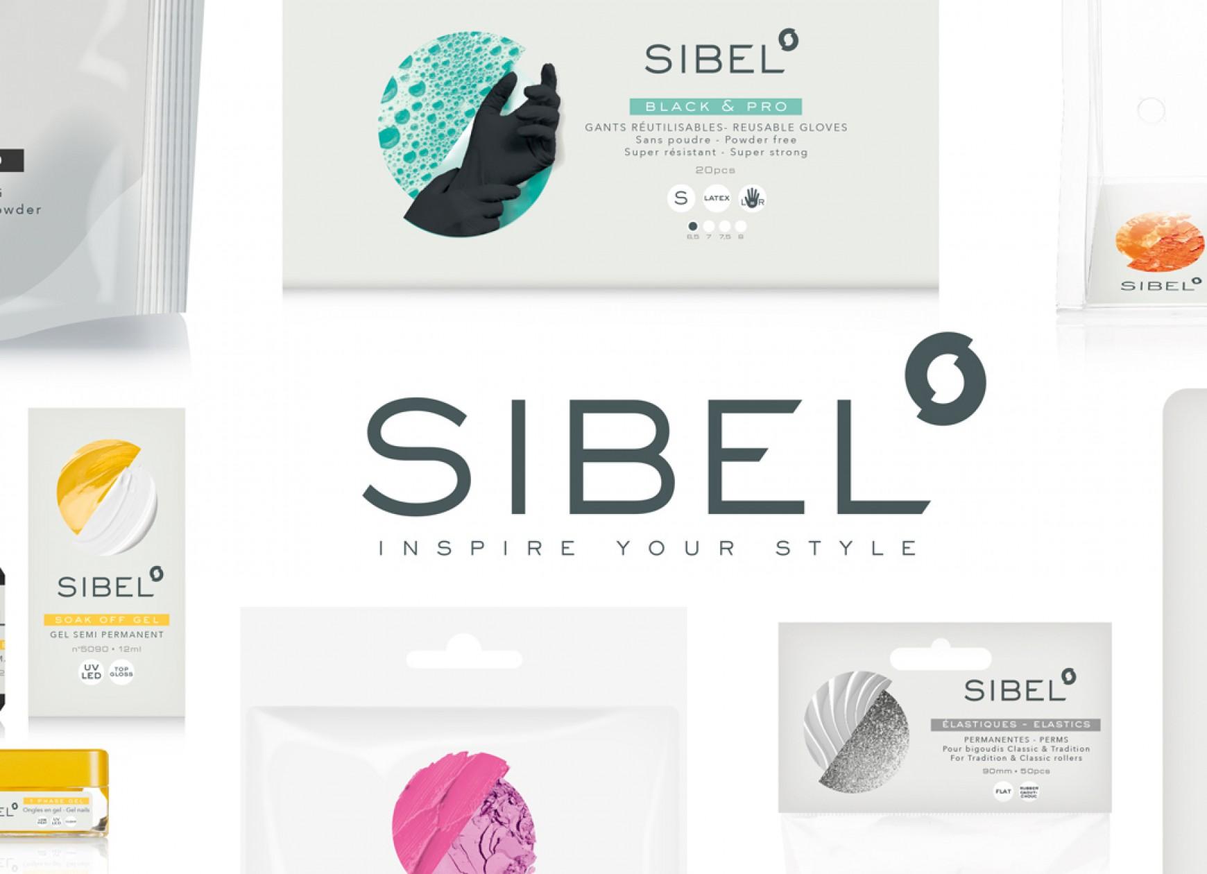 Quatre Mains package design - sibel, quatre mains, sinelco, rebranding