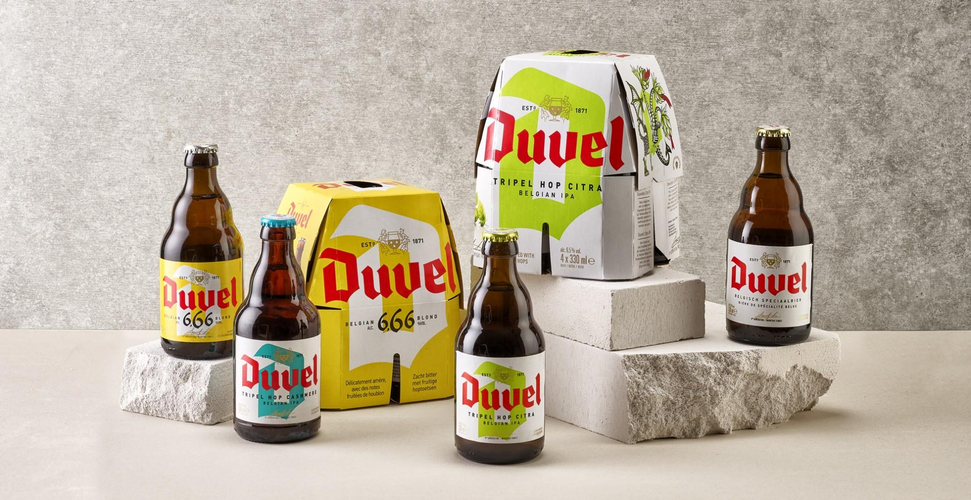 Duvel, a Brand Makeover