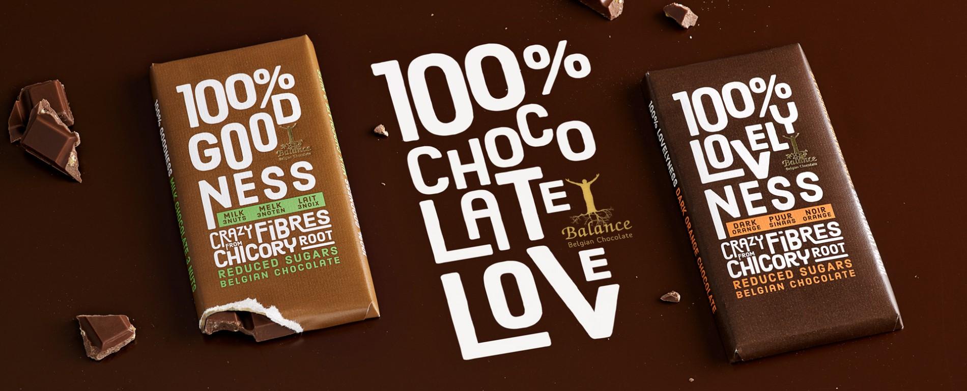 Quatre Mains package design - Package design klingele, pureness, chocolate, balance, quatre mains