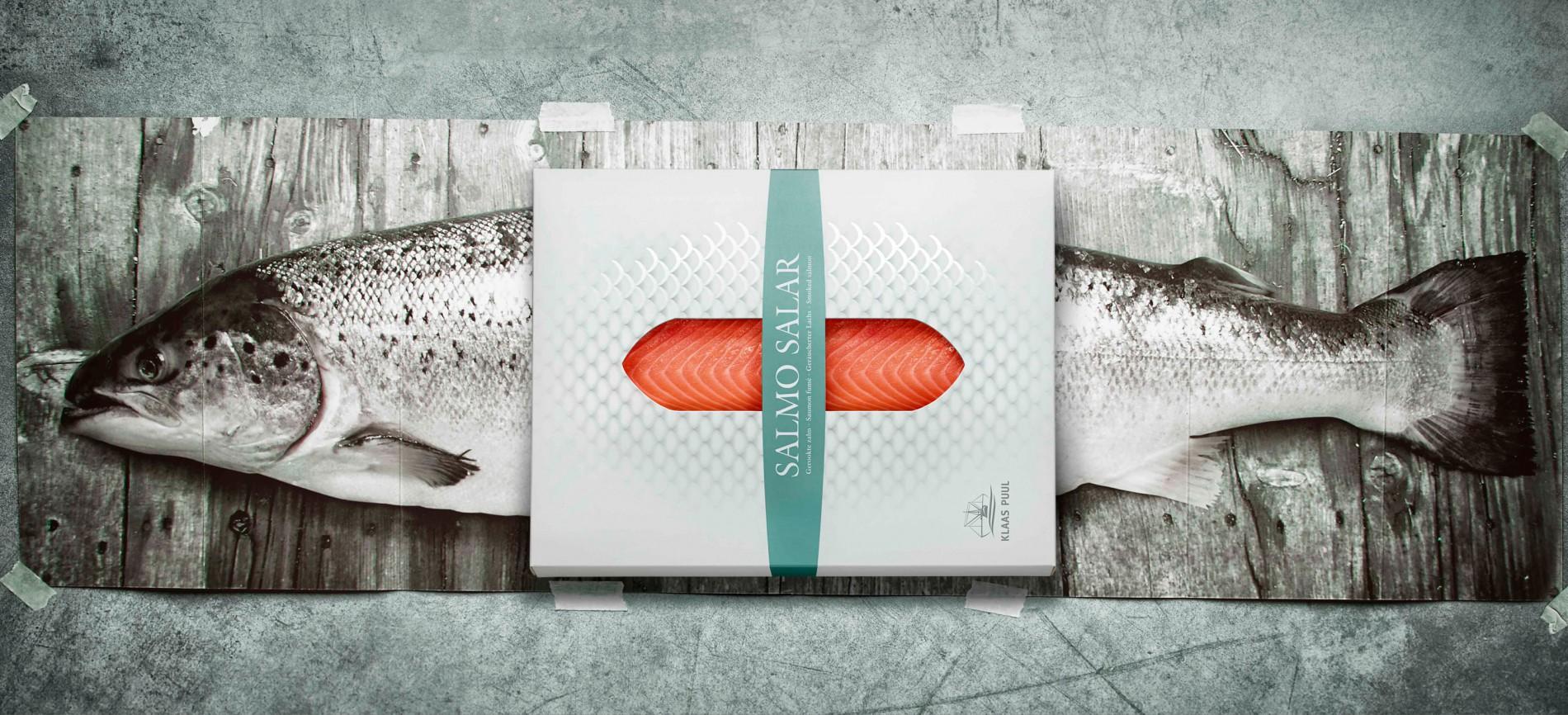 PREMIUM SALMON by Klaas Puul - A single premium package ...