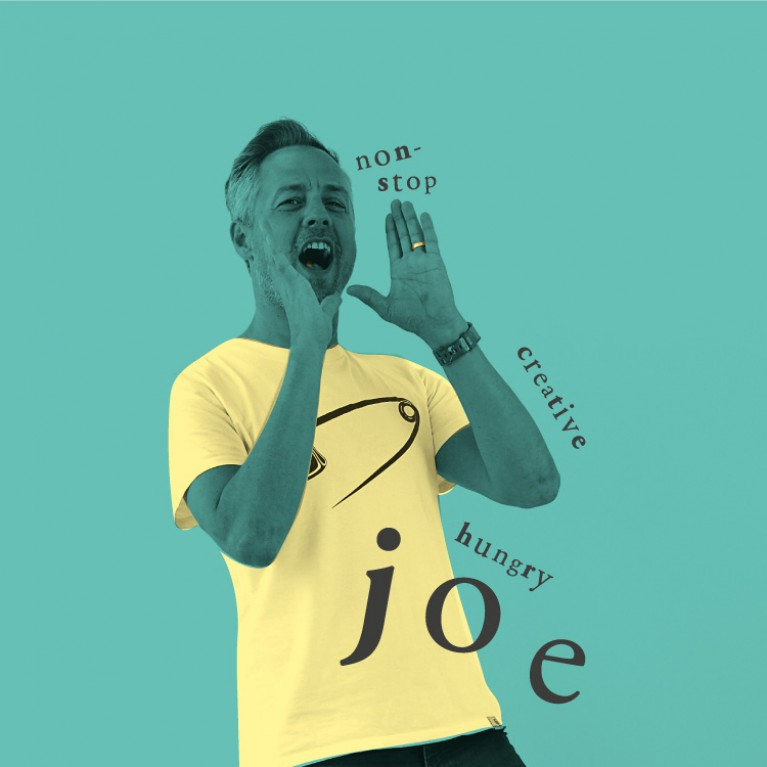 Joseph - Non-stop, Hungry, Creative