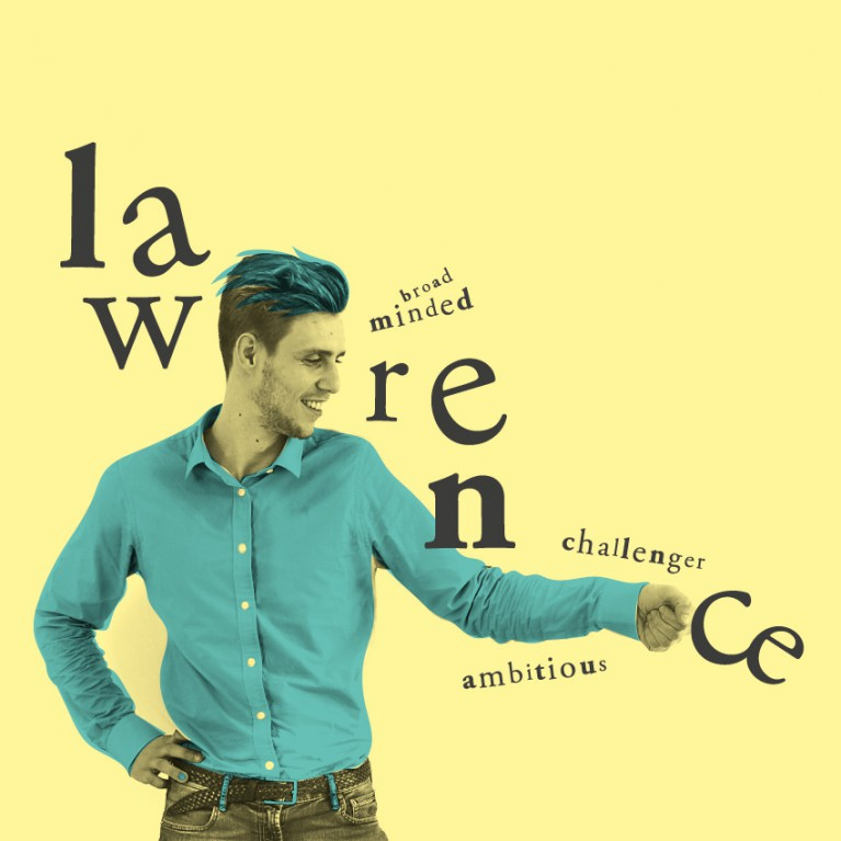 Lawrence - Ambitious, Broad-minded, Challenger