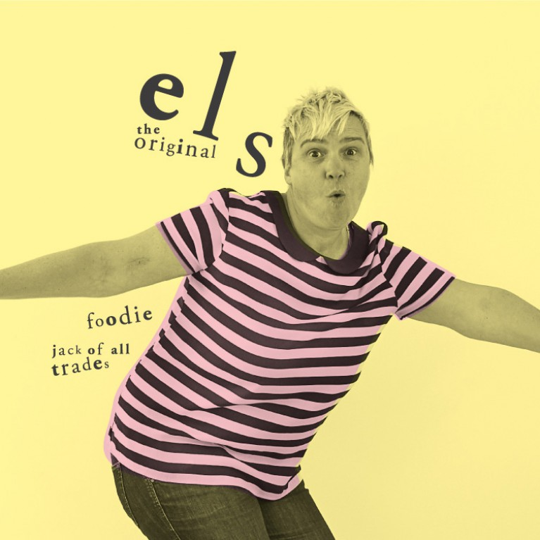 Els - The Original, Foodie, Jack of all trades