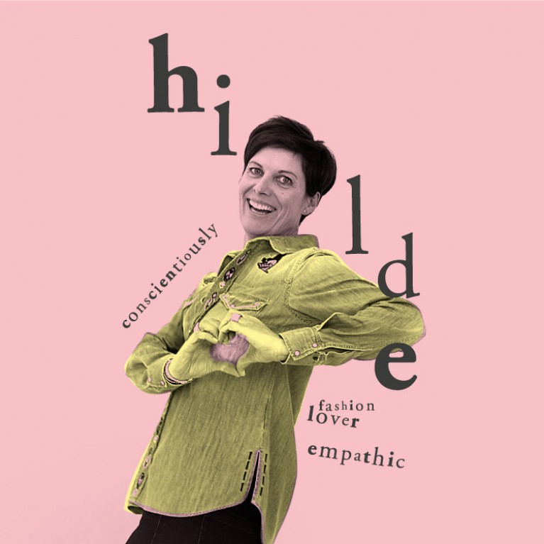 Hilde - Fashion lover, Empathic, Conscientiously