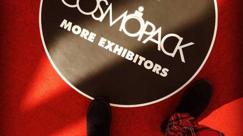 Quatre Mains package design - cosmopack, quatremains, beauty