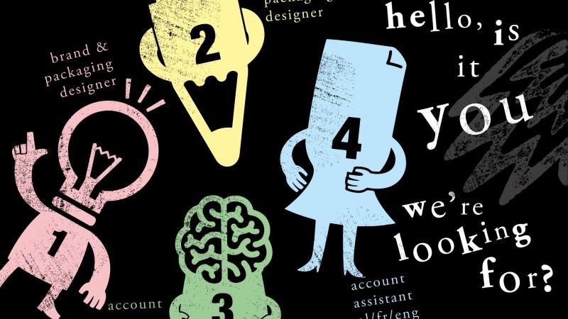 Quatre Mains package design - quatre mains, jobs, designer, account