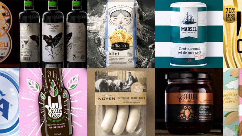 Quatre Mains package design - quatre mains, packaging, branding