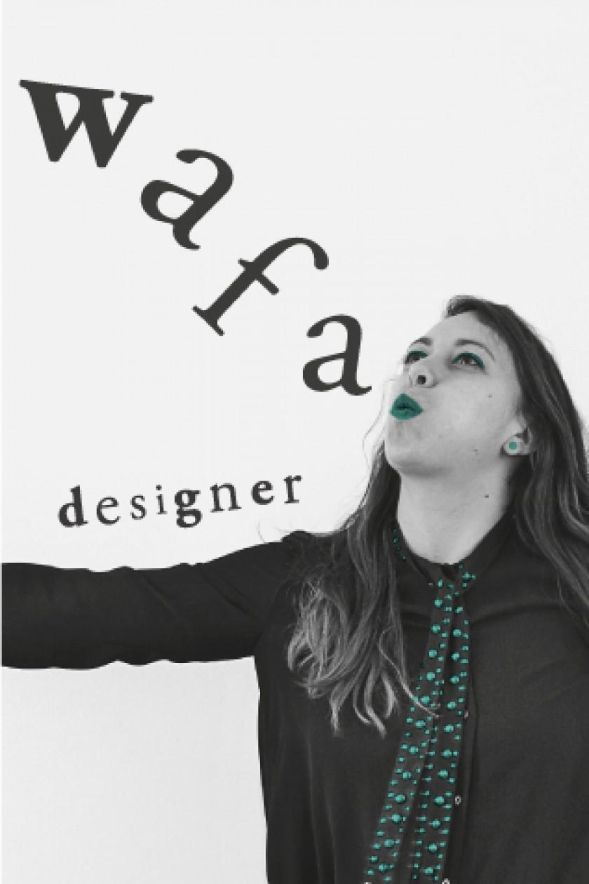 Quatre Mains package design - Meet the pack at Quatre Mains Wafa