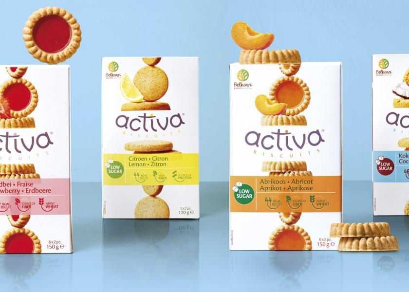 Quatre Mains package design - Package design activa, belkorn, packaging