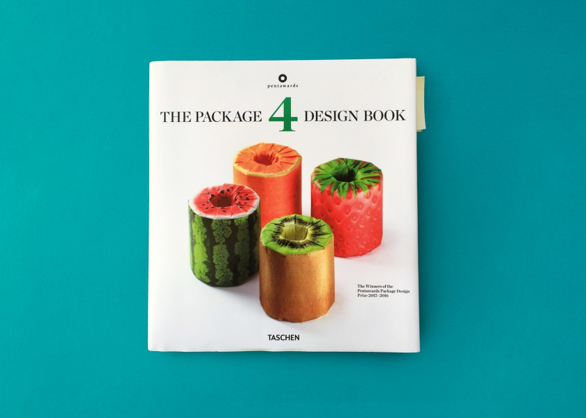 Quatre Mains package design - package design, quatre mains, taschen
