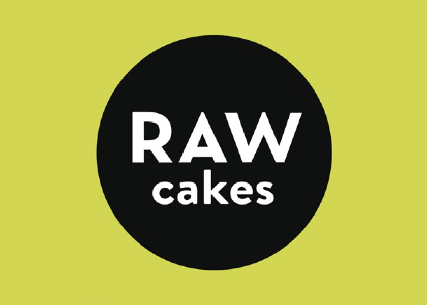 Quatre Mains package design - Package design raw, cakes, delhaize, quatre mains