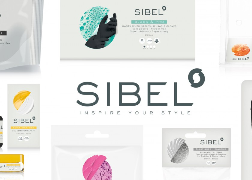 Quatre Mains package design - Package design sibel, quatre mains, sinelco, rebranding