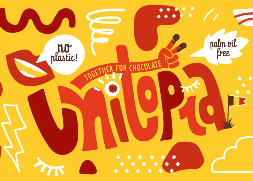Quatre Mains package design - Package design unitopia, branding, identity, quatre mains