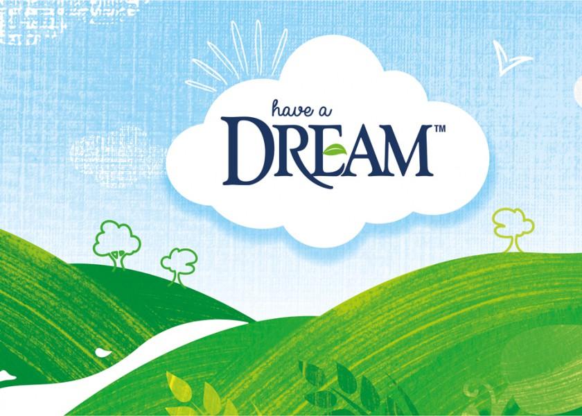 Quatre Mains package design - Package design Dream, non dairy, Quatre Mains, redesign